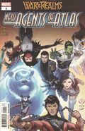 War of the Realms New Agents of Atlas (2019 Marvel) 1A