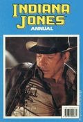 Indiana Jones Annual HC (1989 Marvel Comics Ltd.) 1-1ST