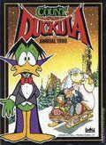 Count Duckula Annual HC (1988-1990 World International Publishin) 1990