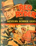 Red Ryder and the Western Border Guns (1942 Whitman BLB) 1450
