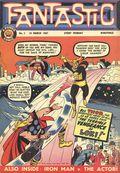 Fantastic (1967) Marvel UK 5