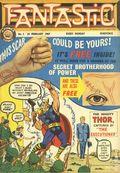 Fantastic (1967) Marvel UK 2