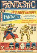 Fantastic (1967) Marvel UK 1