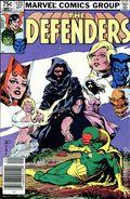 Defenders (1972 1st Series) Canadian Price Variant 123