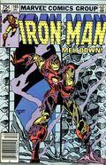 Iron Man (1968 1st Series) Canadian Price Variant 165