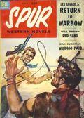 Spur Western Novels (1955 Dell Publishing) Pulp Vol. 1 #1
