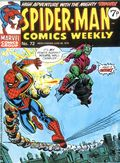 Spider-Man Comics Weekly (1973 UK) 72