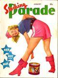 Stocking Parade (1937-1943 Arrow Publications) Pulp Vol. 4 #6