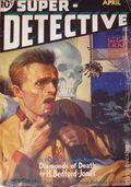 Super-Detective Stories (1934-1935 D.M. Publishing) Pulp Vol. 1 #2