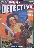 Super-Detective Stories (1934-1935 D.M. Publishing) Pulp Vol. 1 #3