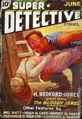 Super-Detective Stories (1934-1935 D.M. Publishing) Pulp Vol. 1 #4