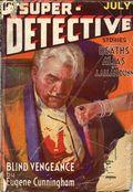 Super-Detective Stories (1934-1935 D.M. Publishing) Pulp Vol. 1 #5