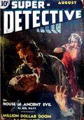 Super-Detective Stories (1934-1935 D.M. Publishing) Pulp Vol. 1 #6