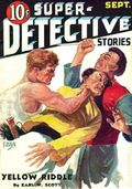 Super-Detective Stories (1934-1935 D.M. Publishing) Pulp Vol. 2 #1