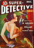 Super-Detective Stories (1934-1935 D.M. Publishing) Pulp Vol. 2 #3