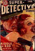 Super-Detective Stories (1934-1935 D.M. Publishing) Pulp Vol. 2 #4