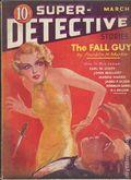 Super-Detective Stories (1934-1935 D.M. Publishing) Pulp Vol. 2 #5