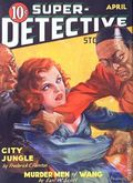 Super-Detective Stories (1934-1935 D.M. Publishing) Pulp Vol. 2 #6