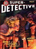 Super-Detective Stories (1934-1935 D.M. Publishing) Pulp Vol. 3 #1