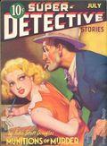 Super-Detective Stories (1934-1935 D.M. Publishing) Pulp Vol. 3 #3