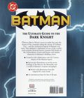 Batman The Ultimate Guide to the Dark Knight HC (2001 DK) 1C-1ST
