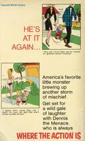 Dennis the Menace Where the Action Is PB (1971) 1-REP