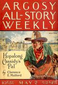Argosy Part 3: Argosy All-Story Weekly (1920-1929 Munsey/William T. Dewart) May 2 1925