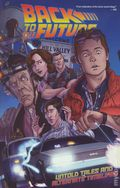 Back to the Future TPB (2016-2018 IDW) 1A-1ST