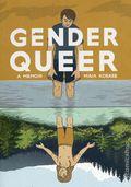 Gender Queer GN (2019 Lion Forge) A Memoir 1-1ST