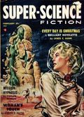 Super-Science Fiction (1956-1959 Headline Publications) Pulp Vol. 1 #2