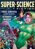 Super-Science Fiction (1956-1959 Headline Publications) Pulp Vol. 1 #5