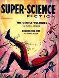 Super-Science Fiction (1956-1959 Headline Publications) Pulp Vol. 2 #1
