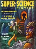 Super-Science Fiction (1956-1959 Headline Publications) Pulp Vol. 2 #5