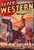 Super Western (1937-1938 Periodical House) Pulp Vol. 1 #1