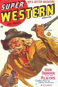 Super Western (1937-1938 Periodical House) Pulp Vol. 1 #2