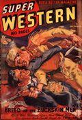 Super Western (1937-1938 Periodical House) Pulp Vol. 1 #3