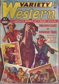 Variety Western (1938-1940 Ace Magazines) Pulp Vol. 2 #4