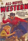 All-Novel Western (1940-1941 Ace Magazines) Pulp Vol. 4 #2