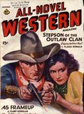 All-Novel Western (1940-1941 Ace Magazines) Pulp Vol. 4 #3
