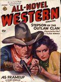 All-Novel Western (1940-1941 Ace Magazines) Pulp Vol. 4 #3
