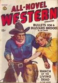 All-Novel Western (1940-1941 Ace Magazines) Pulp Vol. 4 #4