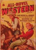 All-Novel Western (1940-1941 Ace Magazines) Pulp Vol. 5 #1