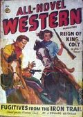 All-Novel Western (1940-1941 Ace Magazines) Pulp Vol. 5 #2