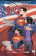 Superman HC (2017-2019 DC Universe Rebirth) Deluxe Edition 4-1ST