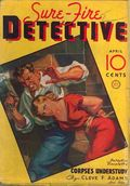 Sure-Fire Detective Magazine (1937 Ace Magazines) Pulp Vol. 1 #2