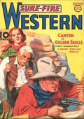 Sure-Fire Western (1936-1939 Ace Magazines) Pulp Vol. 1 #3