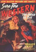 Sure-Fire Western (1936-1939 Ace Magazines) Pulp Vol. 2 #1