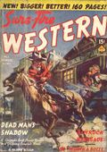 Sure-Fire Western (1936-1939 Ace Magazines) Pulp Vol. 2 #2