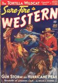 Sure-Fire Western (1936-1939 Ace Magazines) Pulp Vol. 2 #3