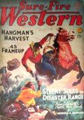 Sure-Fire Western (1936-1939 Ace Magazines) Pulp Vol. 2 #4